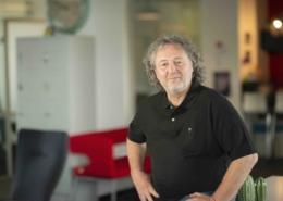 Peter Gleiber, Aufmaßtechniker aus Frankfurt